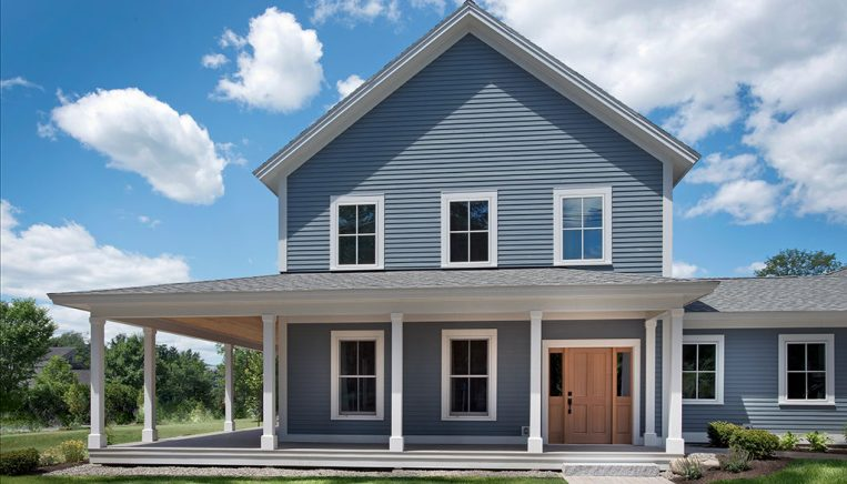 Unity Homes, Värm design, faculty housing at Dartmouth College