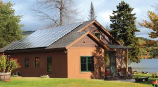 Energy Efficient Unity Home, Xyla design