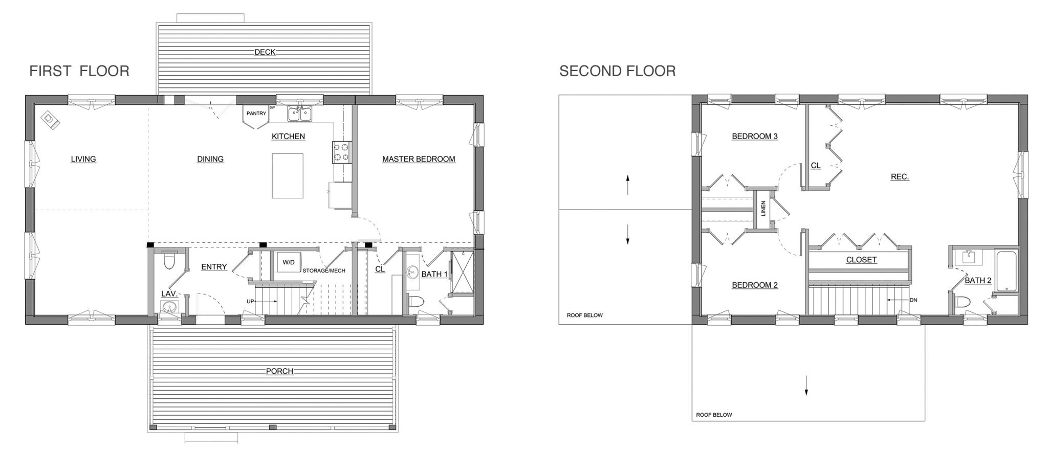 Varm Easton Floorplan