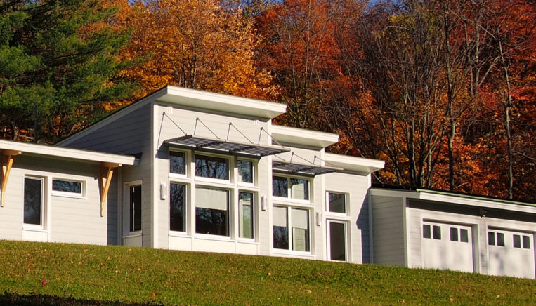 Energy Efficient Unity Homes, Zum design