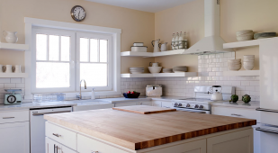 Unity Homes Varm design, farmhouse style, kitchen